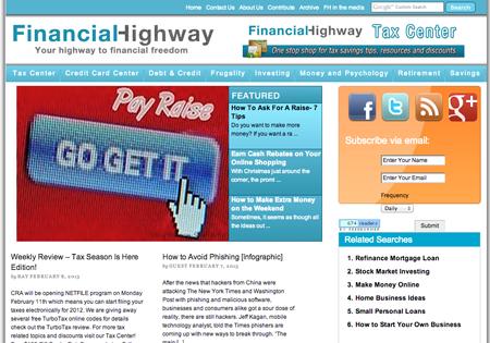 Financial Highway