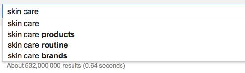 Google Instant Screenshot