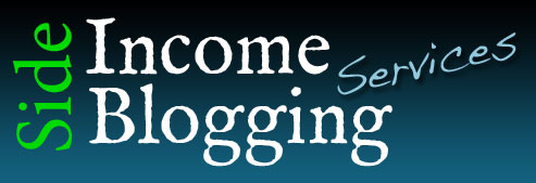 Side Income Blogging Services