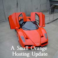 A Small Orange Hosting Update Thumbnail