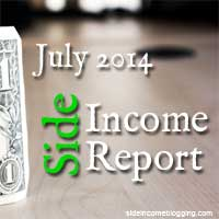 Side Income Report July 2014 Thumb