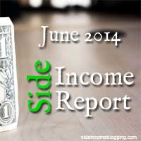 Thumbnail image for Side Income Report for June 2014