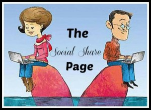 The Social Share Page