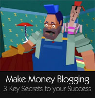 Thumbnail image for Make money blogging – 3 key secrets for your success