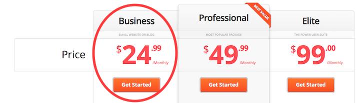 Start a blog step 2