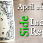 Side Income Report April 2016