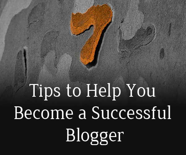 Become a successful blogger