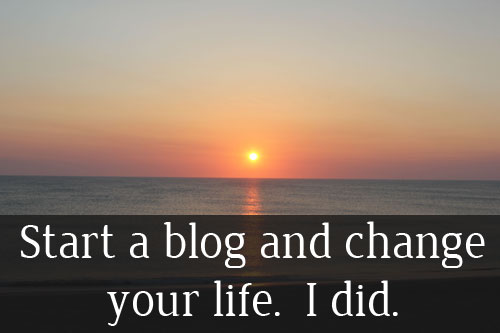 Image result for Images for How Blogging Changed My Life