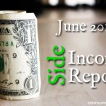 Side Income Report for June 2014