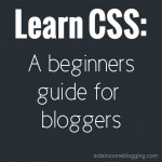 Learn CSS – A beginner's guide for bloggers